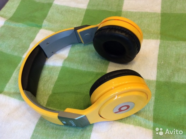 Наушники Monster Beats Detox Dr. Dre (не оригинал)