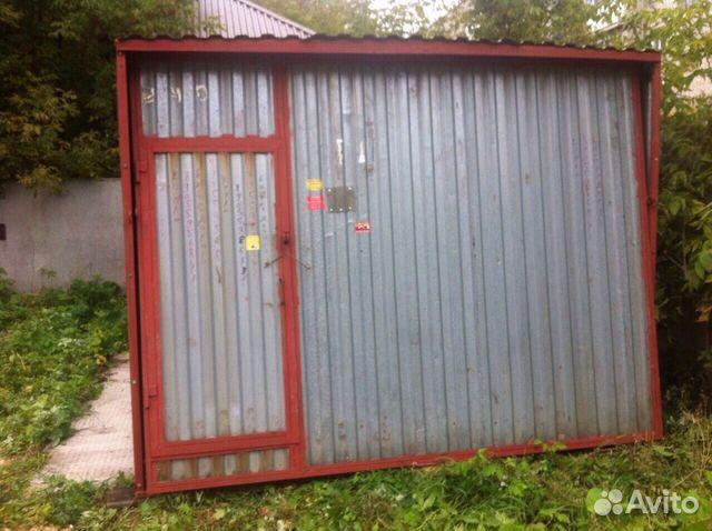 Купить гараж пенал б у в ярославле купить металлический гараж краматорск