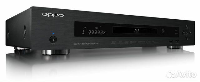 """Oppo BDP-103D + """"Аудиофил - 83"""""""