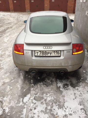 Audi TT, 1999 89196338200 купить 2