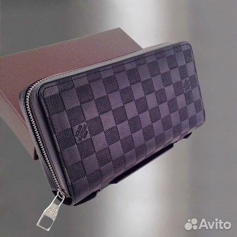 781ec45a4dae Мужская барсетка клатч Louis Vuitton арт.41503-1 купить в Москве на ...