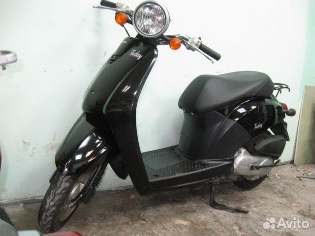 Купить скутер в Москве. Продажа скутеров бу. Японские ...