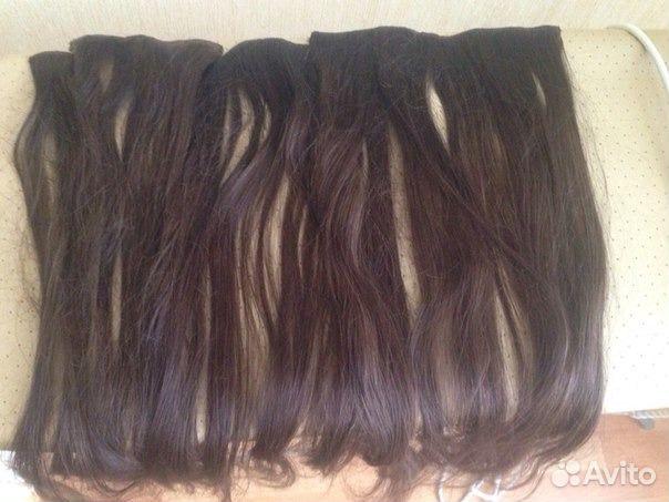 Купить волосы на заколках в мытищах