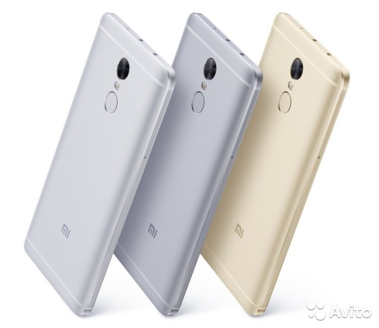 Xiaomi redmi note 4x 64gb+4gb цвета