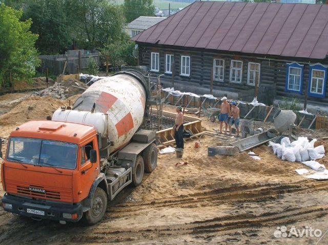 Бетон знаменск заказать бетон в гомеле цены