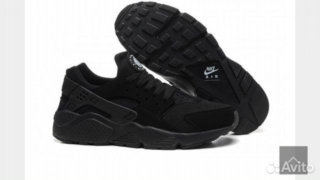 17520204 Кроссовки Nike Air Huarache Triple Black 36-45 | Festima.Ru ...