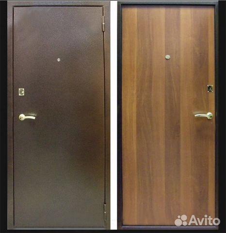 двери входные металлические дешево из листа