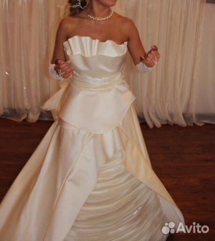 Отличное свадебное платье