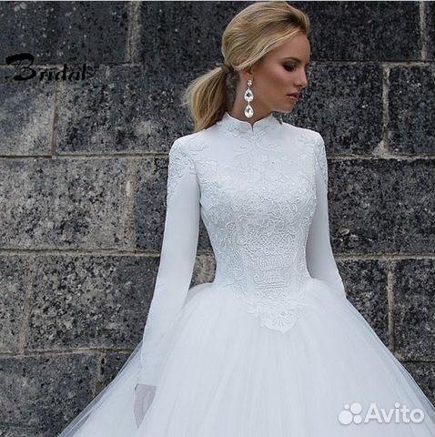 7b91c4c516ddb74 Новое мусульманское свадебное платье купить в Краснодарском крае на ...