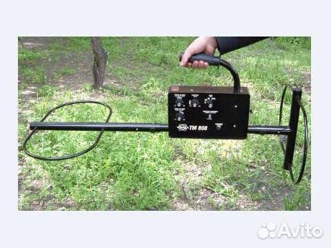 Лучший глубинный металлоискатель Whites TM-808 купить 1