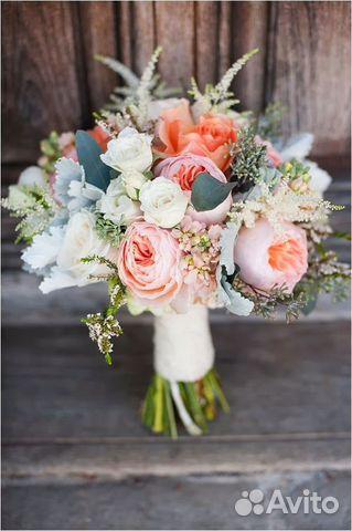 Цены на свадебные букеты в луганске — 15