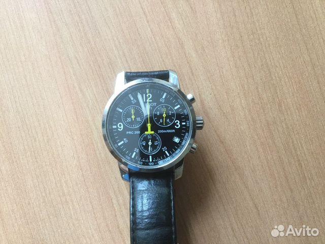 Tissot PRC 200 T461 T17152652 Часовой блог - Хронометрика
