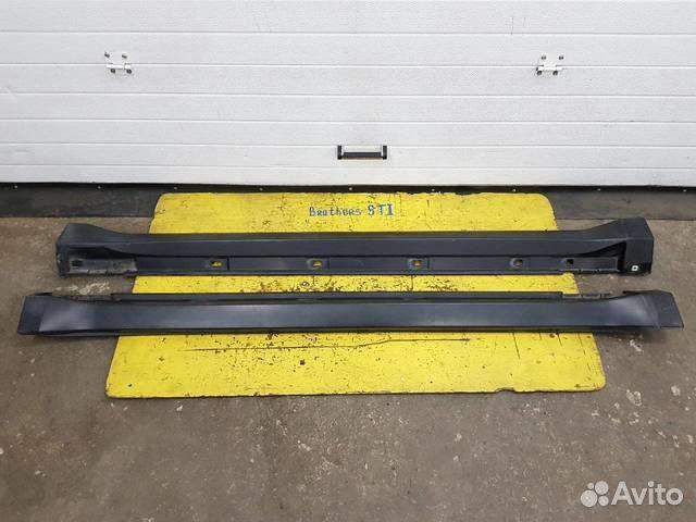 89625003353 Пороги комплект Subaru Forester, EJ20