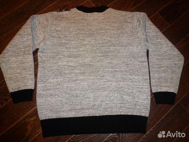 Теплый свитер размер 48 купить 3