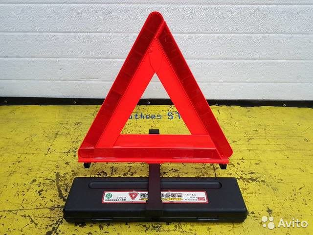 89625003353 Аварийный знак Subaru Forester