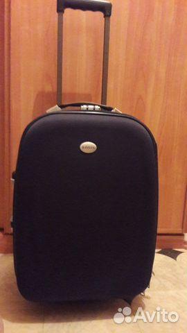 Стильный и качественный чемодан на колесах купить в Республике ... af3bc372d70