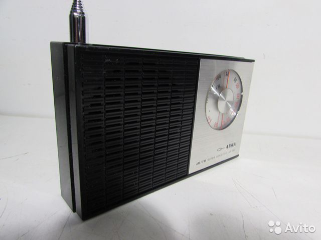 Aiwa AR-160 radio Japan 1965