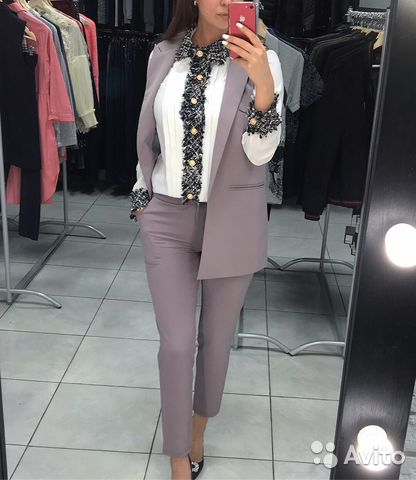 864c76877ac Костюм Новый двойка Выбор женской одежды купить в Санкт-Петербурге ...