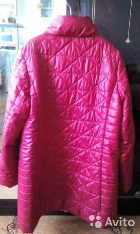 Куртка демисезонная женская. Размер 46-48 89243575950 купить 2