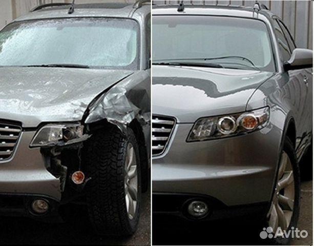 Проверка авто перед покупкой. Проверка лкп