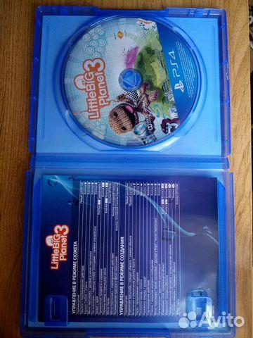 Игра для Sony playstation 4. Little big planet 3 89281991887 купить 2