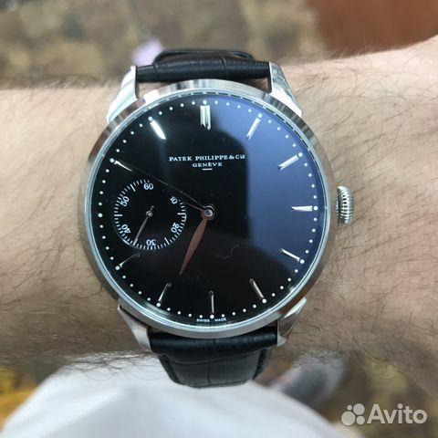 a3d49b52f33 Мужские часы Patek Philippe (Механика) + Портмоне купить в Санкт ...