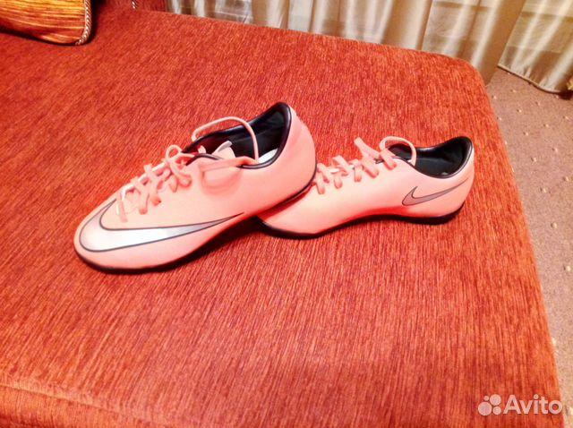 7431b060 Шиповки (бутсы) для футбола Nike Мercurial   Festima.Ru - Мониторинг ...