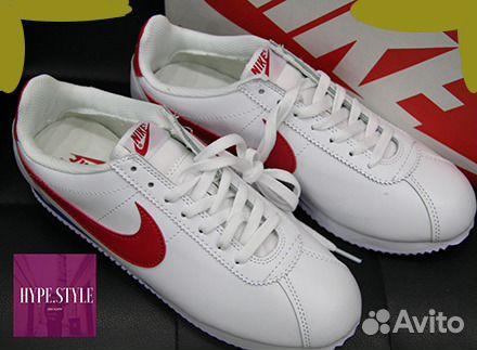 f6c03c5e Nike cortez кроссовки новые оригинальные | Festima.Ru - Мониторинг ...