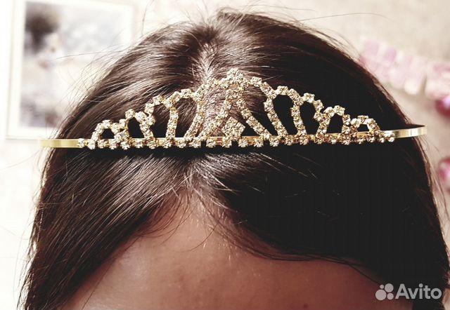 Украшения для волос, диадемы 89203654838 купить 1