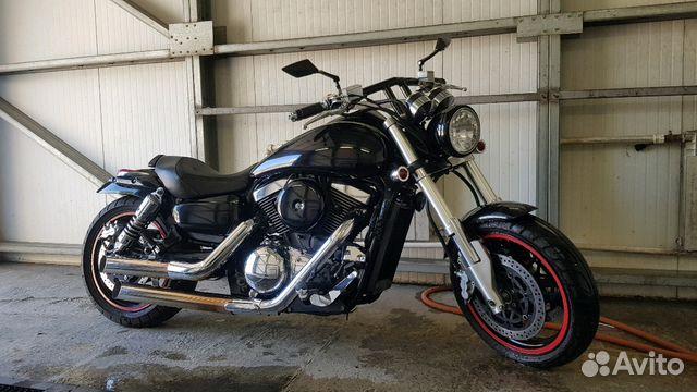 Kawasaki Vulcan Mean Streak 1500 купить в волгоградской области на