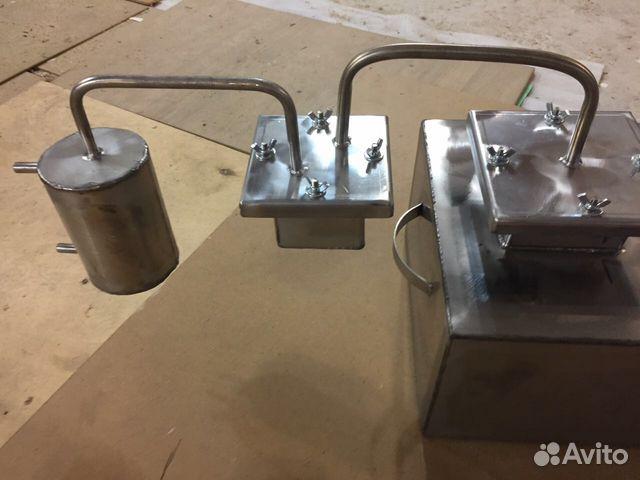 Дистиллятор самогонный самогонный аппарат с высокой производительностью и баком 120 литров