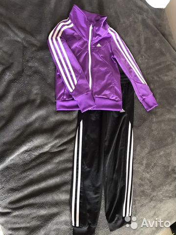 a337c8c2 Adidas спортивный костюм для девочки 7-8 лет   Festima.Ru ...