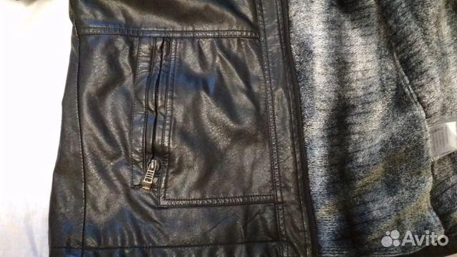 Куртка новая осеняя весенняя демисезонная классика
