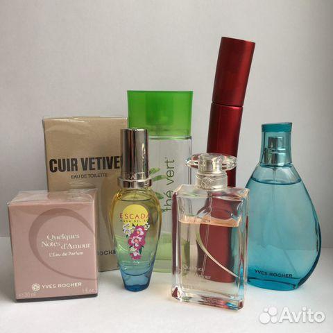 парфюмерия из личной коллекции Kenzo Escada Festimaru