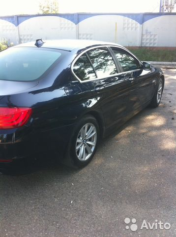BMW 5 серия 2.8AT, 2010, седан