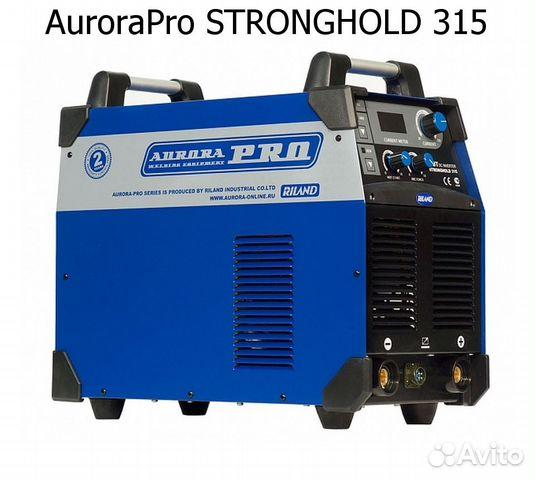 89659808808 Сварочный инвертор AuroraPro stronghold 315