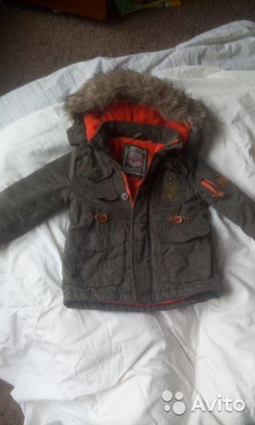7a68d1d43b7c Куртка детская Palomino евро зима   Festima.Ru - Мониторинг объявлений