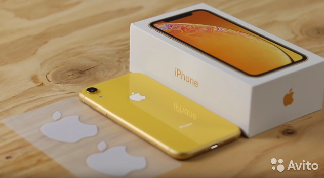 1ba841586a0ed Apple iPhone XR 256GB Yellow - Желтый - Магазин | Festima.Ru ...