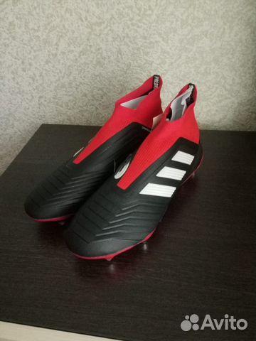 Бутсы Adidas Predator 44 размер купить в Краснодарском крае на Avito ... a5377cffe7a