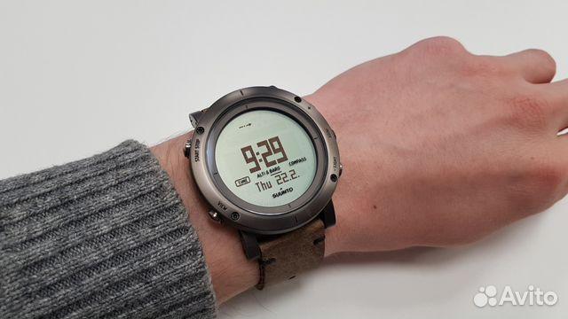 3bb64801 Часы Suunto Essential Steel | Festima.Ru - Мониторинг объявлений