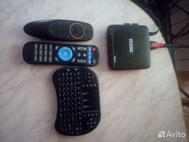 Тв бокс приставка HD и 4K С голосовым управлением— фотография №1. Адрес  Самарская  область ... b9aae73b3cb