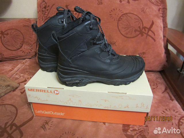 Продам ботинки merrell  d884d81bbfa49