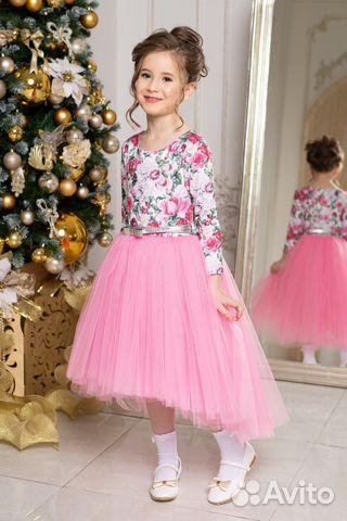 65aa923d08f Детское нарядное платье Зиронька купить в Москве на Avito ...
