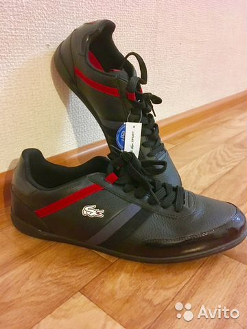 3c710ad45010 Спортивные туфли Lacoste   Festima.Ru - Мониторинг объявлений