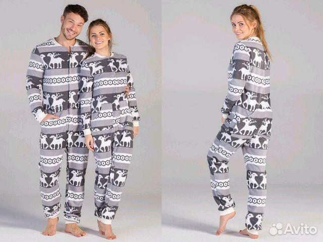c0c2d9020da1 Флисовая пижама - футужама, кигуруми. Новая купить в Москве на Avito ...