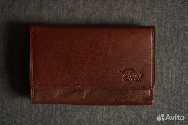Кошелек-портмоне кожаный новый   Festima.Ru - Мониторинг объявлений c6f95cfd5a6