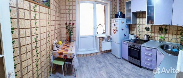 Продается однокомнатная квартира за 2 750 000 рублей. Красноярск, улица Молокова, 10.