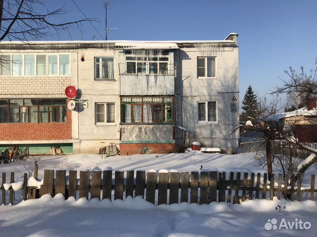 Продается однокомнатная квартира за 950 000 рублей. село Росва, городской округ Калуга, Калужская область, Советская улица, 21А.