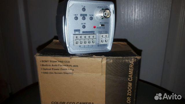 Видеокамера(Новая) 89081708700 купить 1