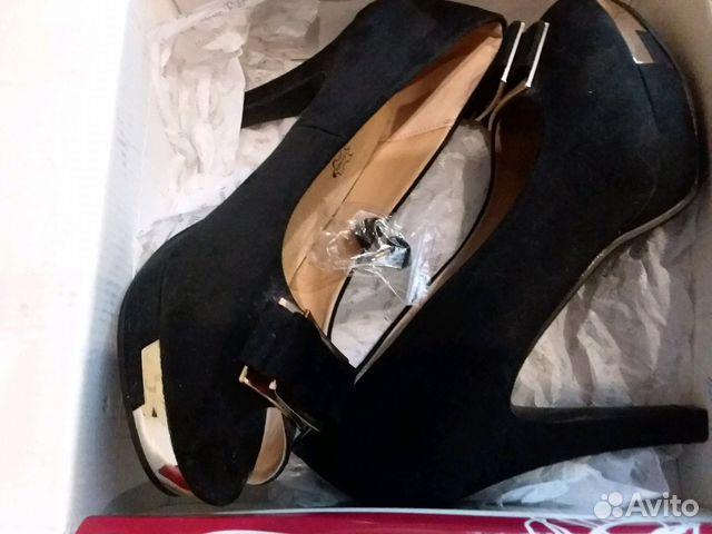 4acd3ef91 Туфли женские на высоком каблуке купить в Красноярском крае на Avito ...